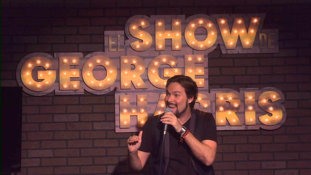 george harris comediante venezolano