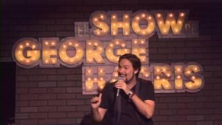 El Show de George Harris 30 de Enero 2014 Parte 1