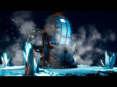 Thousand ships, Unreal Engine 4 with NVIDIA WaveWorks by