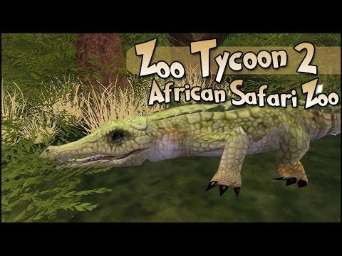 Zoo Tycoon 2 || Nile Crocodile! - Episode #4 || World Zoo Season 2