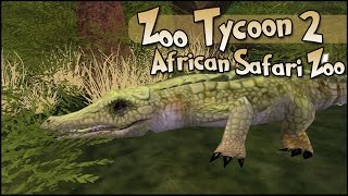 Zoo Tycoon 2 || Nile Crocodile! - Episode #4 || World Zoo Season 2