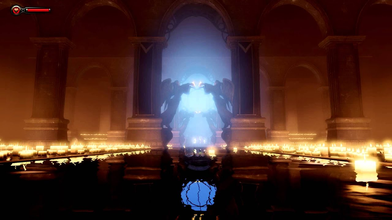 DreamScene [Live Wallpaper] - Bioshock Infinite - Prayer Room (1080p) - YouTube