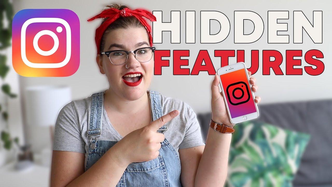 Hidden Instagram Features You Should Know in 2019