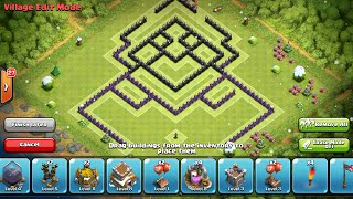 TH8 SOUTHERN TEASER TROPHY BASE! | Clash Of Clans
