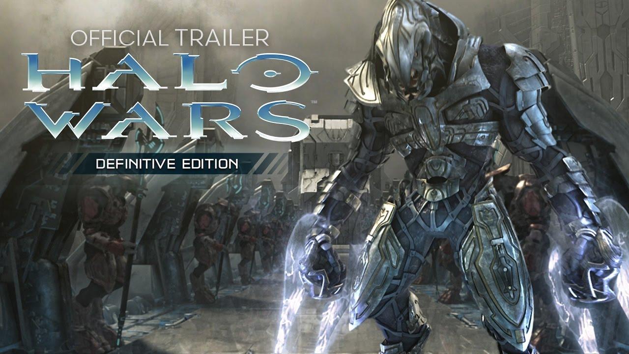 Halo Wars: Definitive Edition Tráiler - YouTube Juegos Franquicia