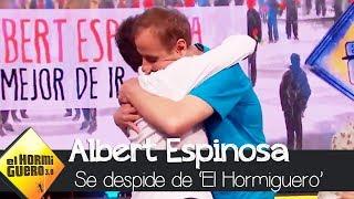 Albert Espinosa concede su última entrevista a Pablo Motos - El Hormiguero 3.0