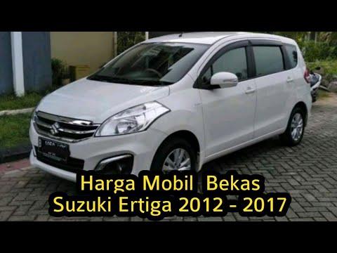 Harga Mobil Bekas Suzuki Ertiga Youtube