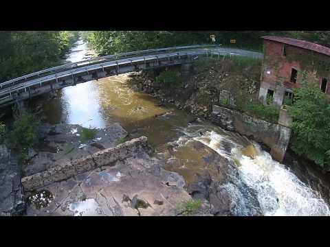 Double Bridges,  Marshall County, Alabama