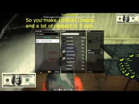 Arma 3 Exile, Money and Respect, Glitch, Cheat, Hack, Bug by Heinz Wälchli