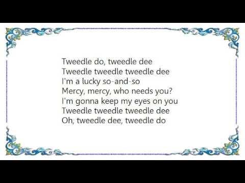 Elvis Presley - Tweedle Dee Lyrics