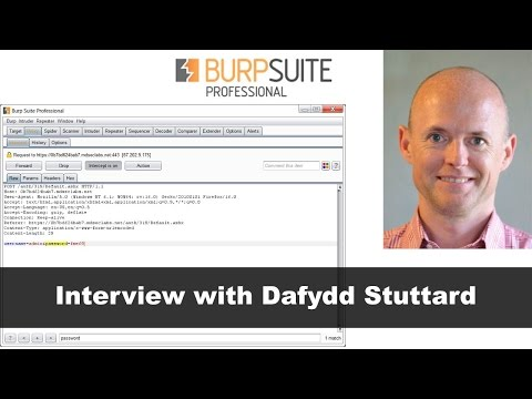 Security Weekly #437 - Interview with Dafydd Stuttard