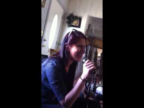 Karaoke with stef