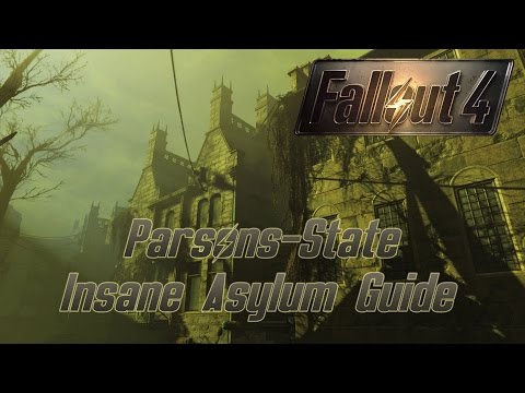 Fallout 4 Guide: Parsons-State-Irrenanstalt - So gehts rein