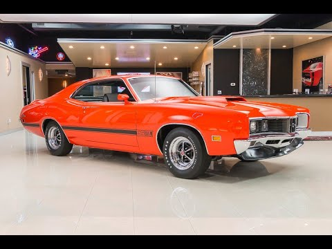 1970 Mercury Cyclone Boss 429 For Sale