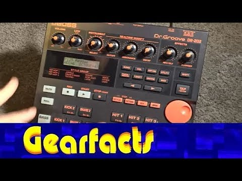 boss dr 202 drum machine and bass synth awesome crazy beats youtube. Black Bedroom Furniture Sets. Home Design Ideas