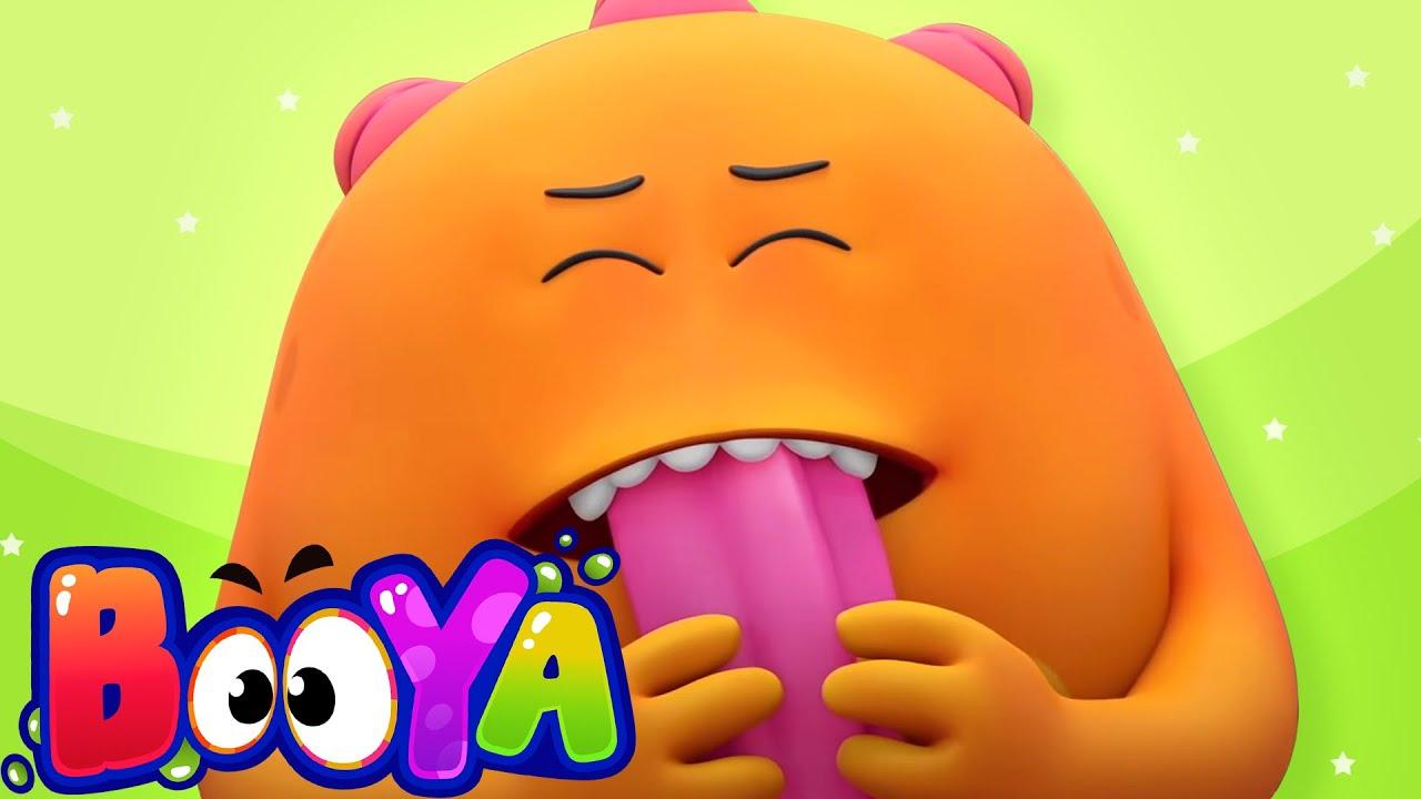 Bubble Gum Fiasco | Funny Cartoon for Kids | Booya Cartoons for Children | Fun Videos For Babies