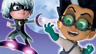 PJ Masks Episodes | PJ Masks VILLAINS SPECIAL 2018 ⚡️Compilation | Cartoons for Children