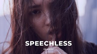 Naomi Scott ft. Albert Vishi - Speechless (Remake)