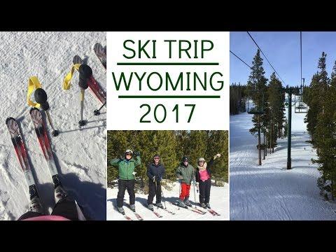 Exchange Student Vlog #19 : Skiing in Wyoming!