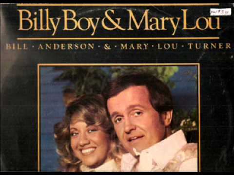 Bill Anderson & Mary Lou Turner ~ Just Enough To Make Me Want It All (Vinyl)