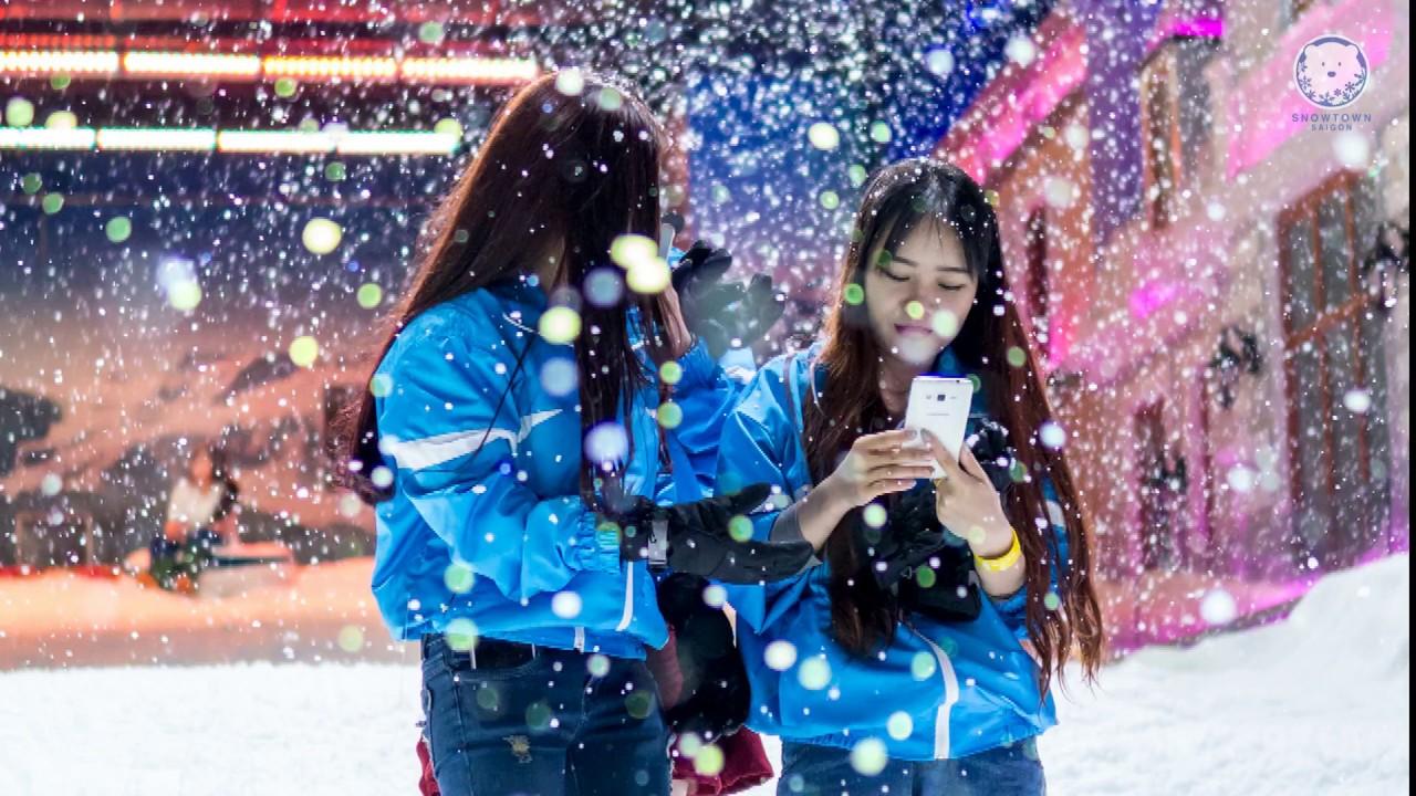 Khu Vui Chơi Snow Town