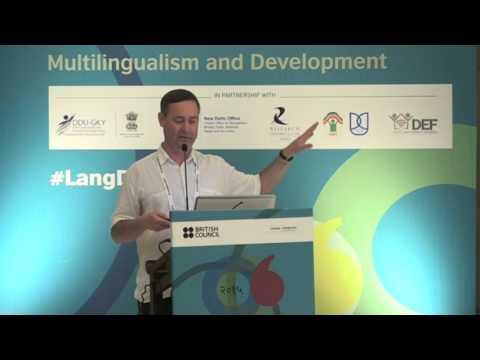 LangDev2015: Martin Benjamin | Excluded Linguistic Communities..