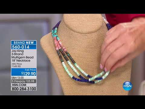 HSN | Mine Finds By Jay King Jewelry 08.26.2017 - 08 PM