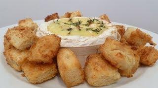 Baked Camembert Cook-along Video