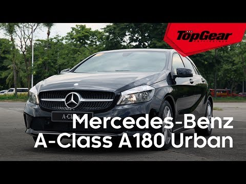 The Mercedes-Benz A-Class A180 Urban is an affordable Chedeng