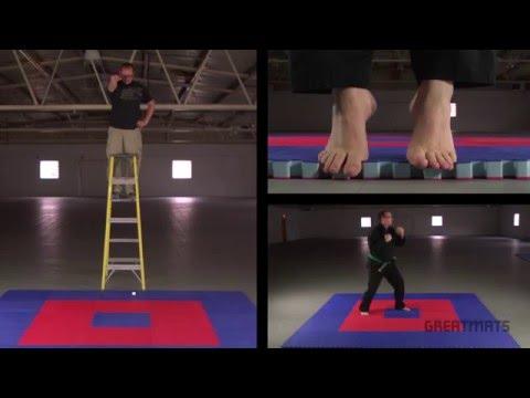 Comparing Home Martial Arts Interlocking Foam Mats - Greatmats Puzzle Mats