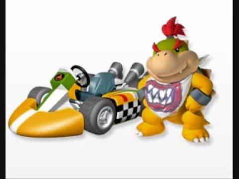 Mario Kart Wii Unlockable Characters - YouTube