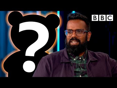 The Staggering Number Of UK Adults Sleeping With A Soft Toy 🤯  | The Ranganation - BBC