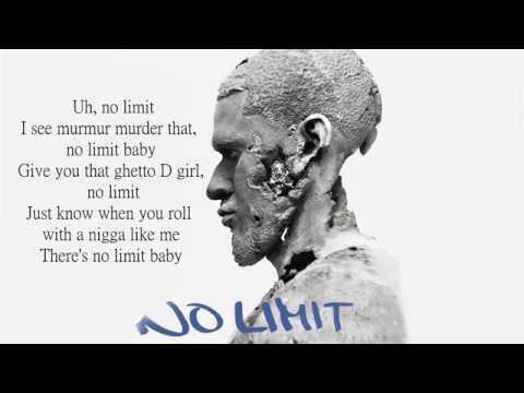 Usher - No Limit ft. Young Thug Lyrics