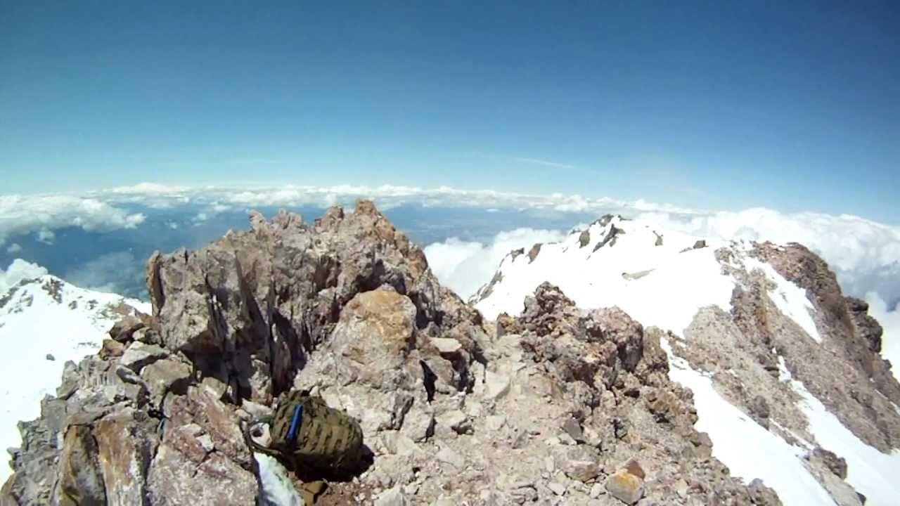 Mt Shasta Ca >> Climbing Mt Shasta via Avalanche Gulch (Mt Shasta, CA ...