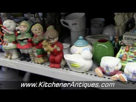 Collectible and Old Antiques. Another's Treasure Chest - Kitchener Largest Antiques Store