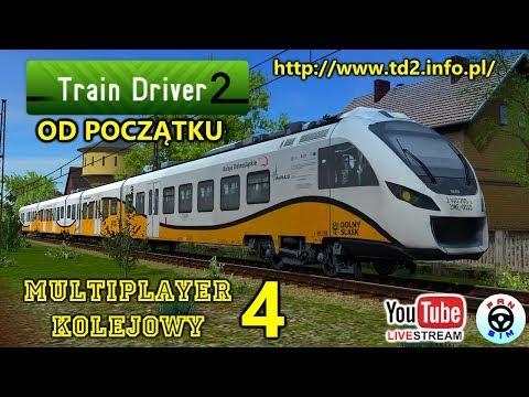 Train Driver 2 - Od Początku - Kolejowy Multiplayer #4