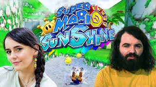 Ceci est un speedrun #2 : Super Mario Sunshine (avec Ultia)