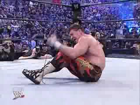 eddie guerrero on wrestlemania XX