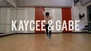 Dawin ft. Silento - Dessert #DessertDance Gabe De Guzman & Kaycee Rice