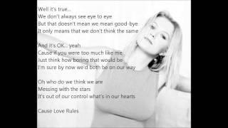 ♫ Love Rules - Carolyn Dawn Johnson [♥ RULES] YouTube Videos