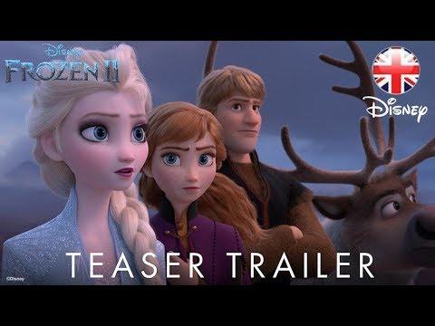 FROZEN 2  2019 Teaser Trailer   Disney UK