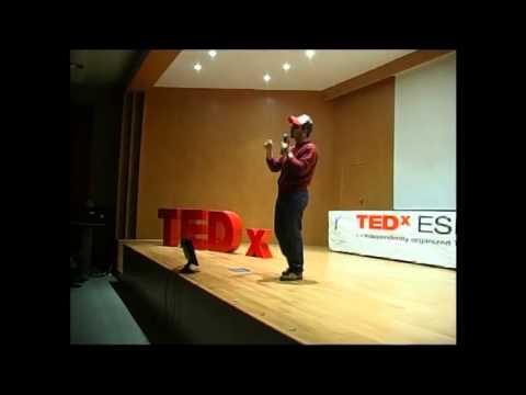 le manque de communication c'est ce qui tue la jeunesse marocaine   Mourad Alaabouch   TEDxESITH