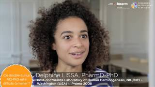 Ecole de l'Inserm Liliane Bettencourt 2016 : Ce double cursus MD-PhD, est-il difficile à mener ?