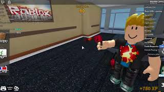 Roblox:Murder mystery| TGS Hotel!! (Funny Moments)w/Slayerkiller 06