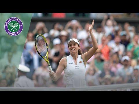 Johanna Konta Vs Petra Kvitova Wimbledon 2019 Fourth Round Highlights