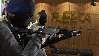 GTA V iniciando Missões Heist - transmissão ao vivo PS4
