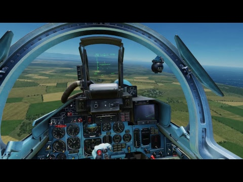 DCS 2.5 SU-33 Carrier Ops large Mission