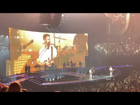 Jonas Brothers - Sucker - Happiness Begins Tour Las Vegas 8/18/19