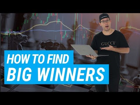 How to Find the Next Big Stock Play