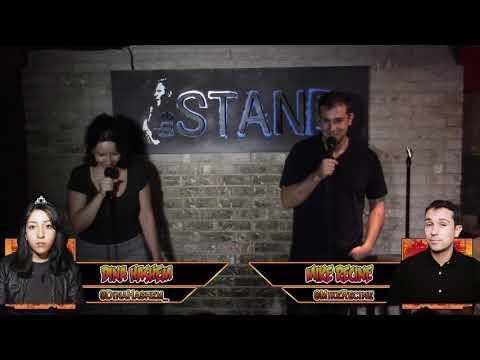 The RoastMasters Tournament 8.21.17: Mike Recine vs. Dina Hashem